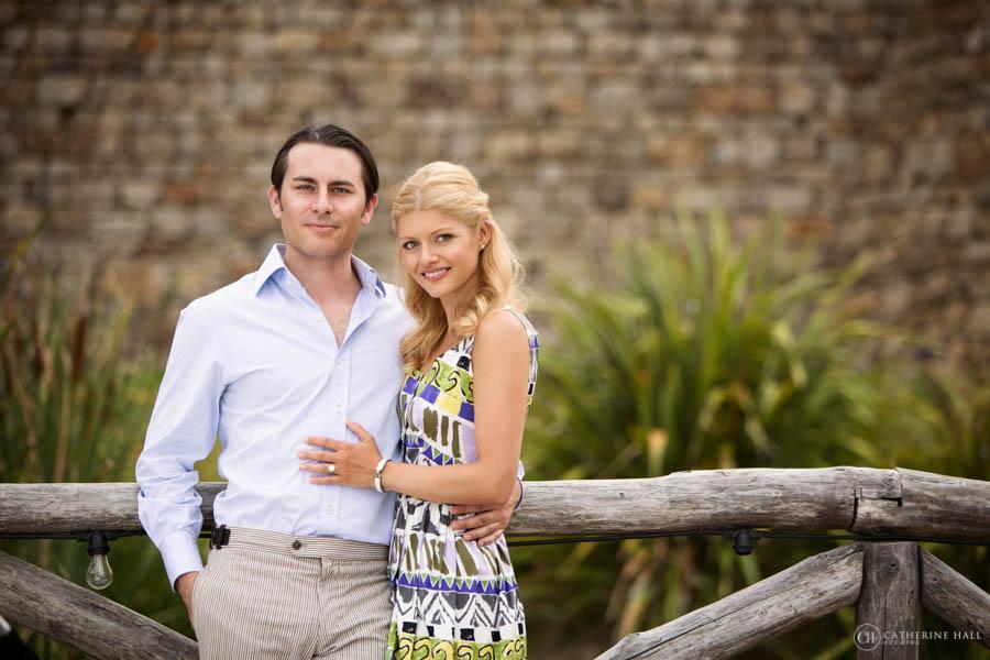 Louisa Kent & Joshua Wyatt
